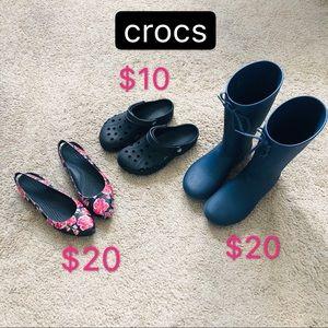 Crocs bundle sale